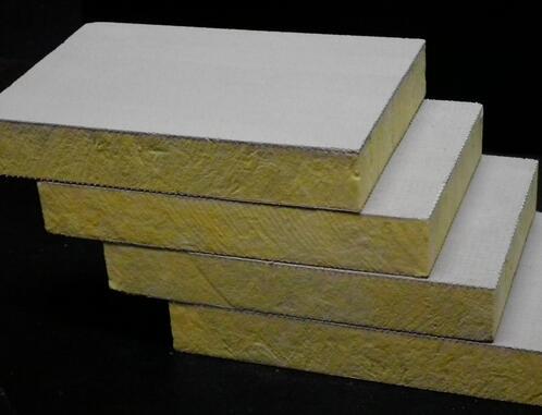 甘肃金泰岩棉复合板