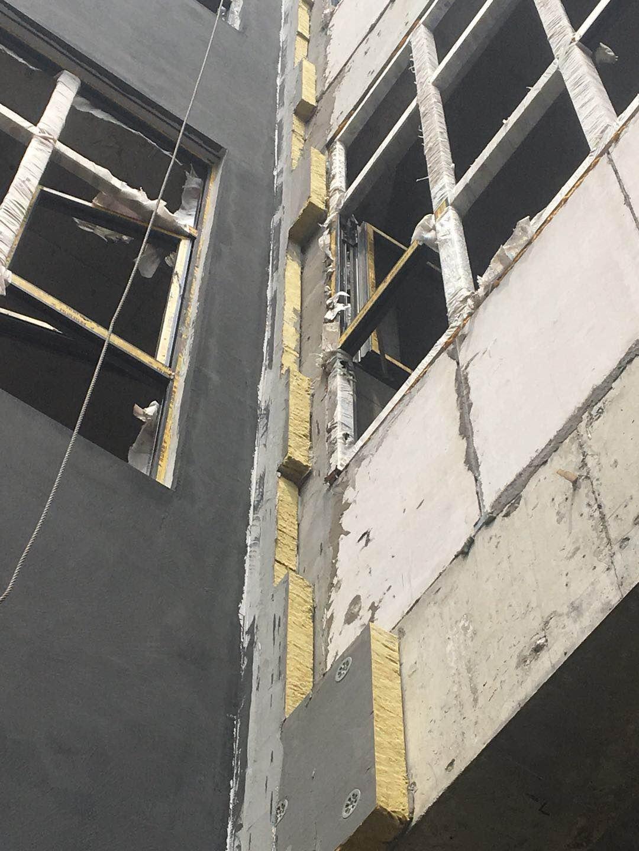 岩棉复合板工程案例