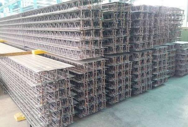 兰州钢筋桁架楼承板安装