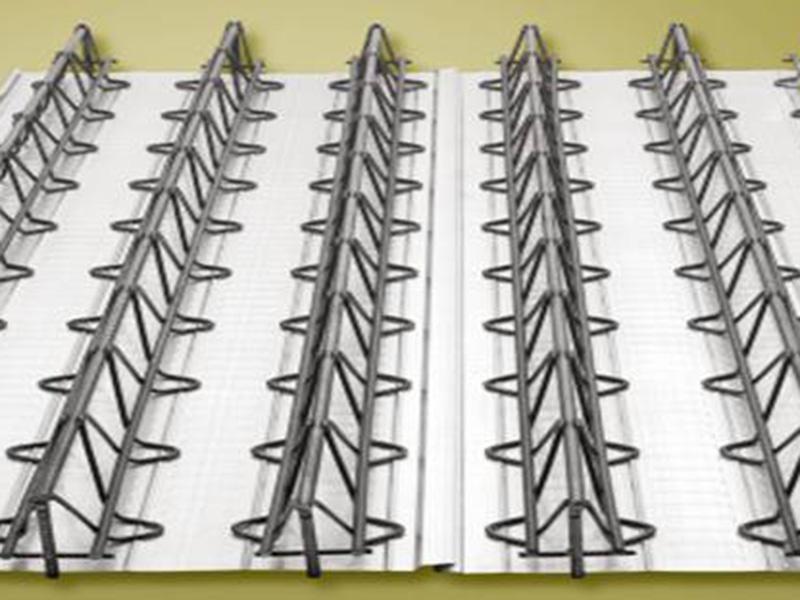 甘肃钢筋桁架楼承板生产厂家