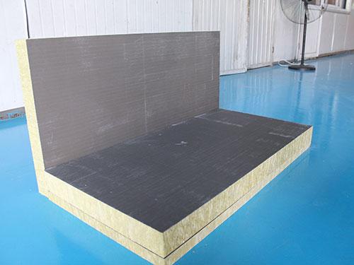 水泥基岩棉复合板