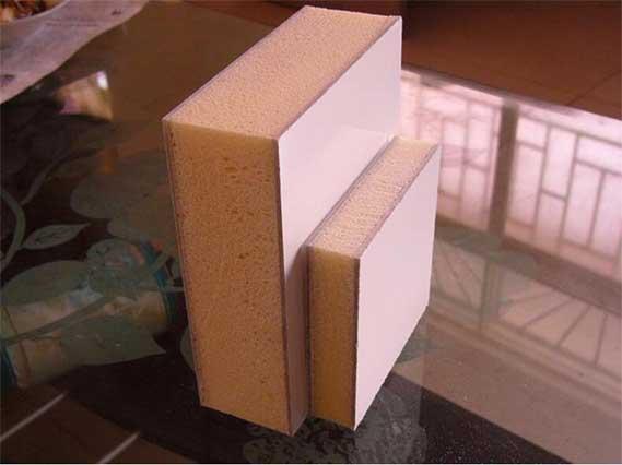 闭孔聚氨酯保温板