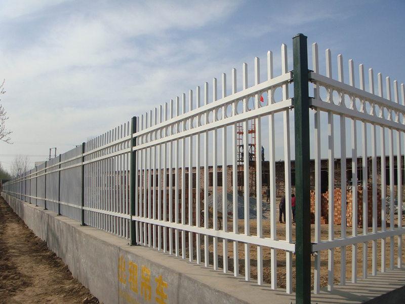 铁艺围栏施工
