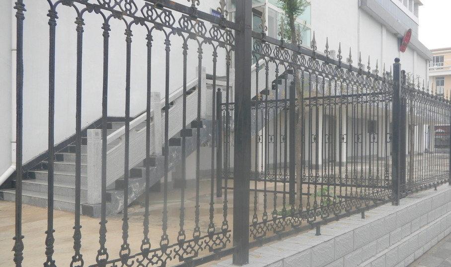 陕西铁艺围栏厂家