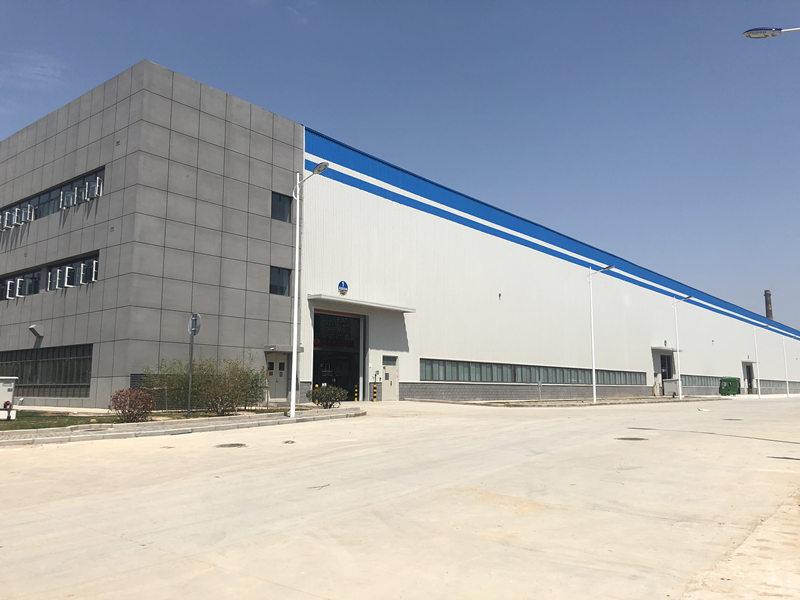 陕西钢结构厂房施工