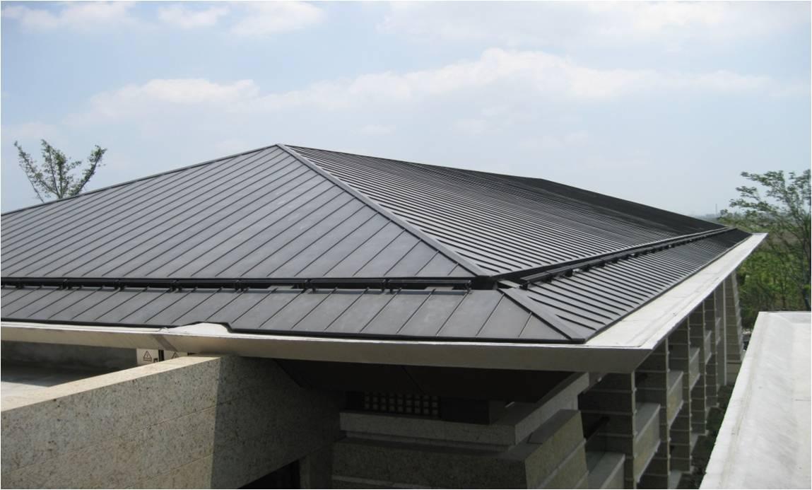 彩钢金属屋面工程