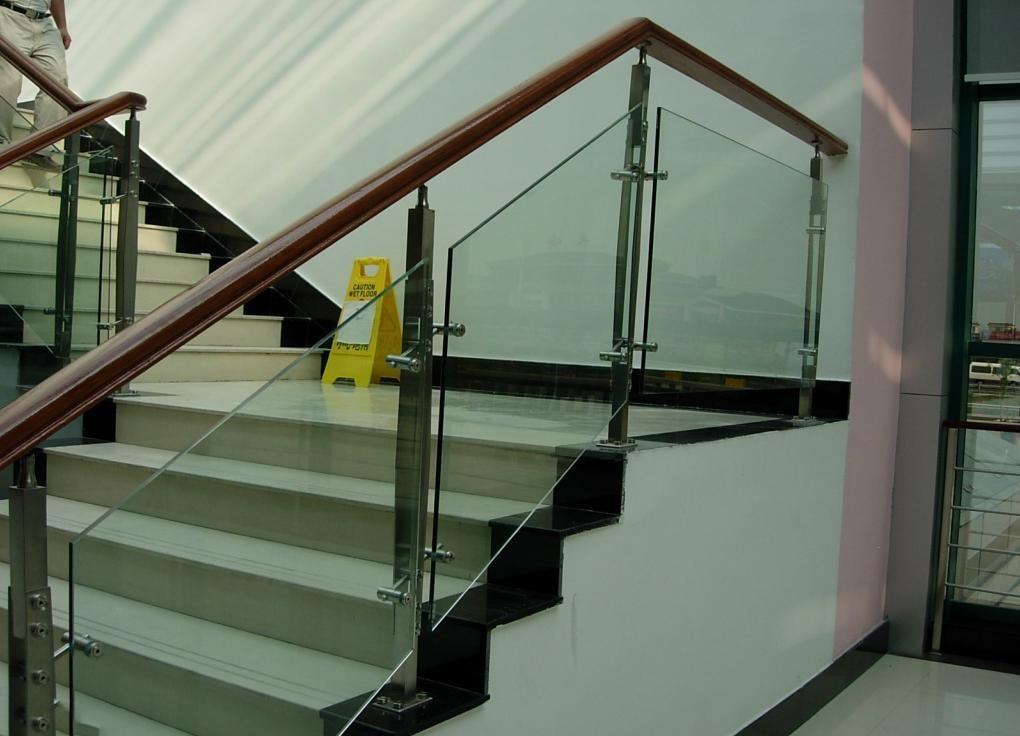 陕西钢化玻璃护栏