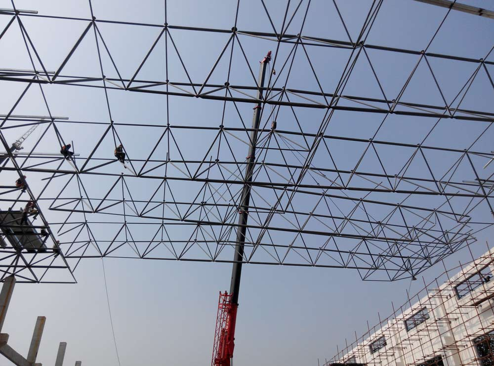 陕西网架工程设计安装