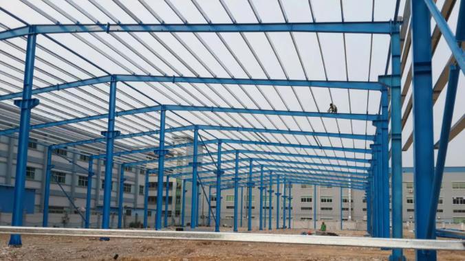欧睿建设工程向你讲解陕西钢结构工程施工流程及安全管理注意事项都有哪些?