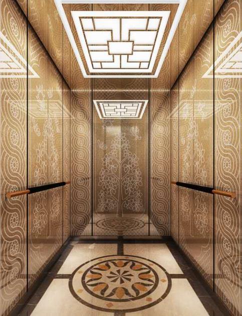 西安电梯装潢施工