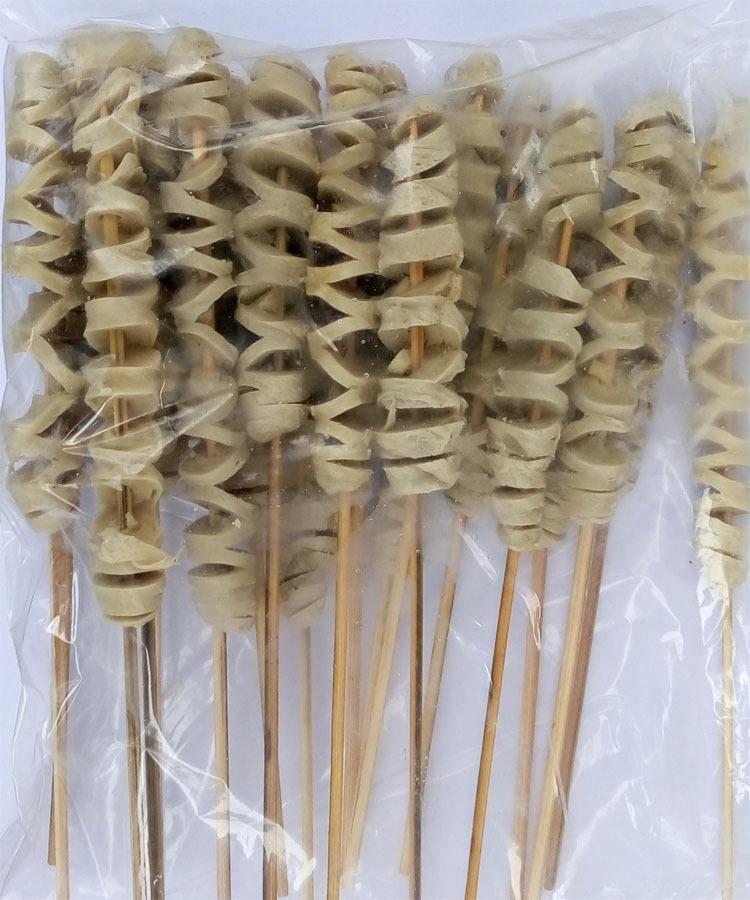 面筋串批发说一斤谷朊粉做多少面筋串
