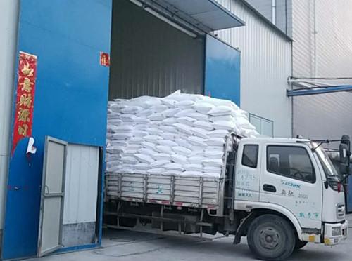 陕西面粉挂面厂家胡老老板谷朊粉走货20吨