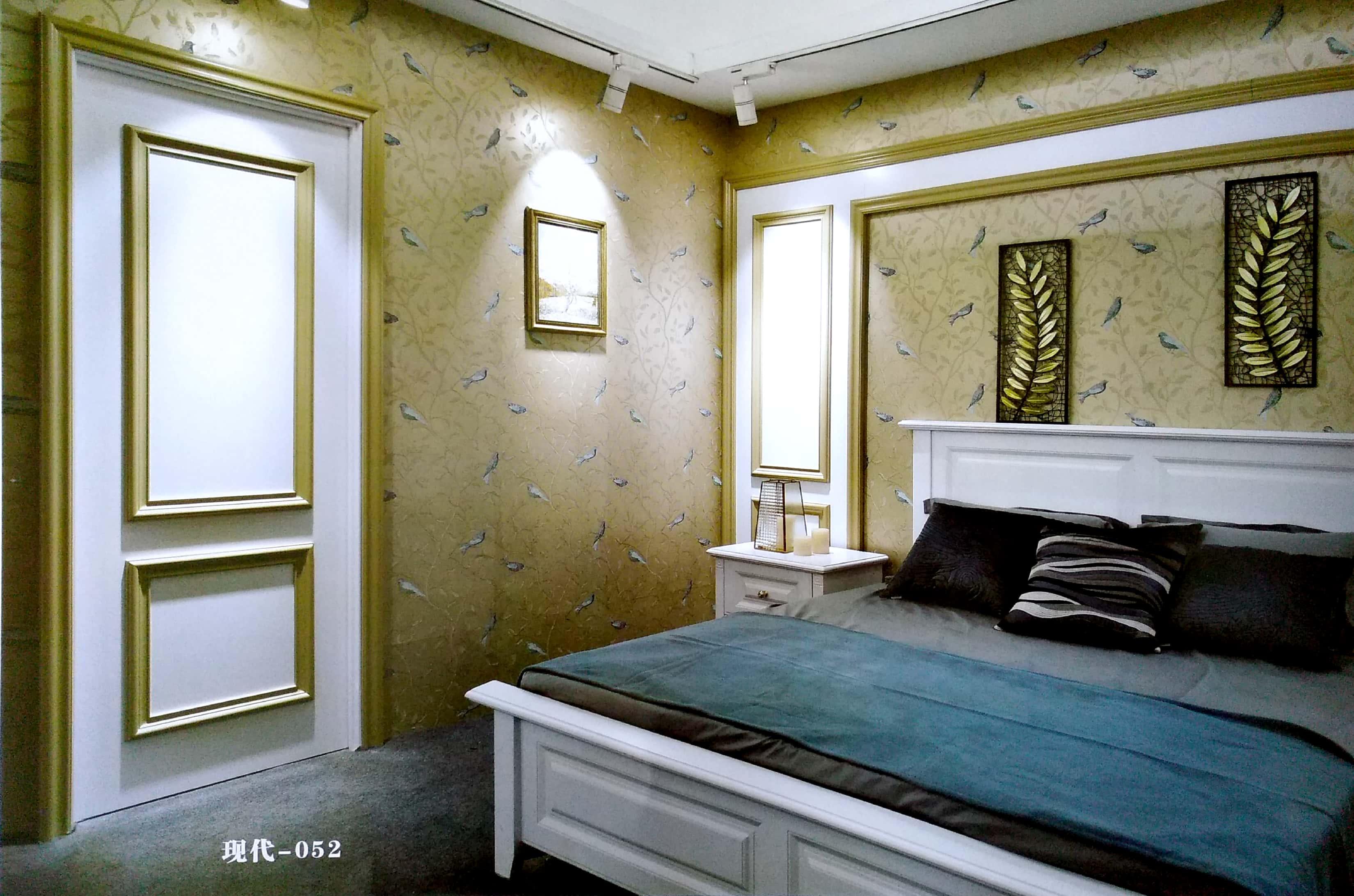 郑州海马公园二期李先生选择全网定制家居厂家古轩木门