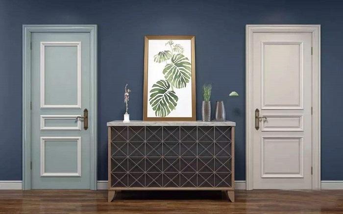 河南烤漆门厂家分享烤漆门除油漆味的几个小技巧!