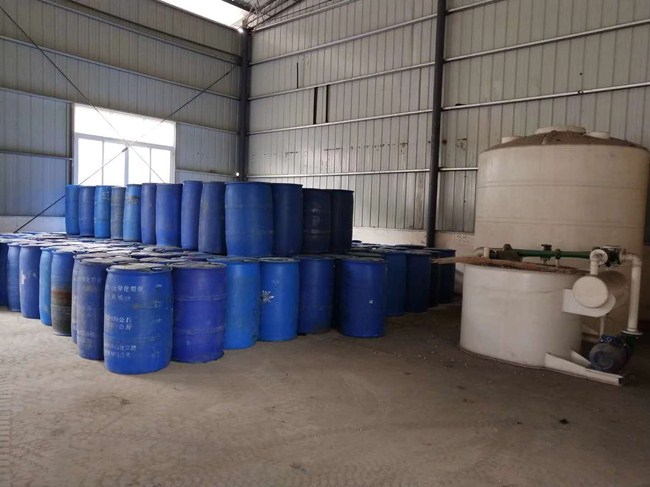四川液体速凝剂-无碱液体(二)