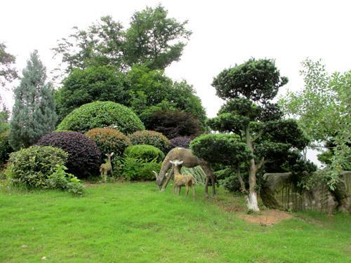 浅谈你不得不了解的四川园林景观设计