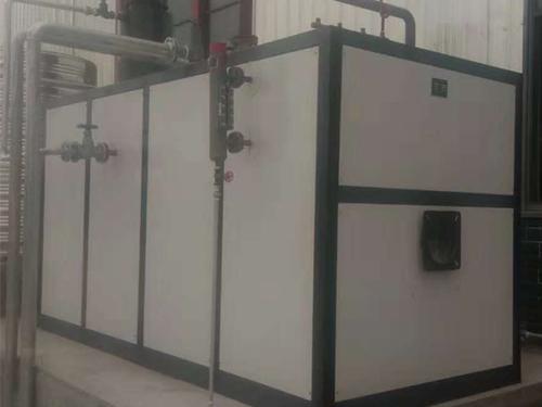 卧式燃油(气)低压蒸汽锅炉