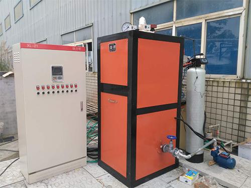 广安华蓥-电低压蒸汽锅炉
