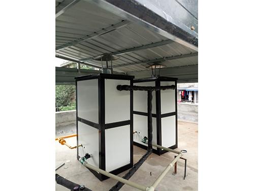 石油大厦-容积式热水器