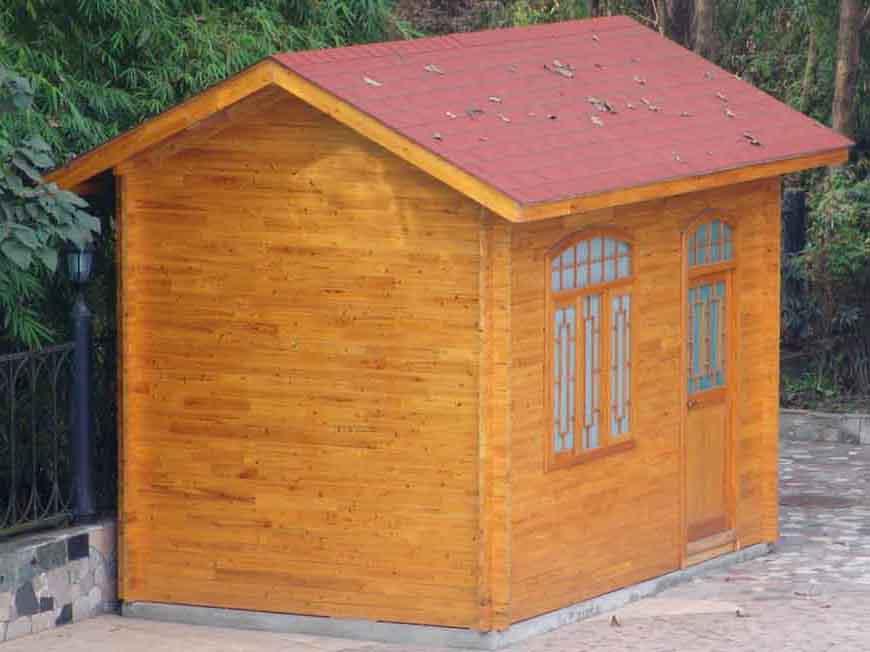 成都木结构安装