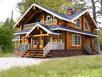 成都木屋别墅设计
