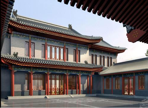 成都仿古建筑怎么设计才能更加吸引人?