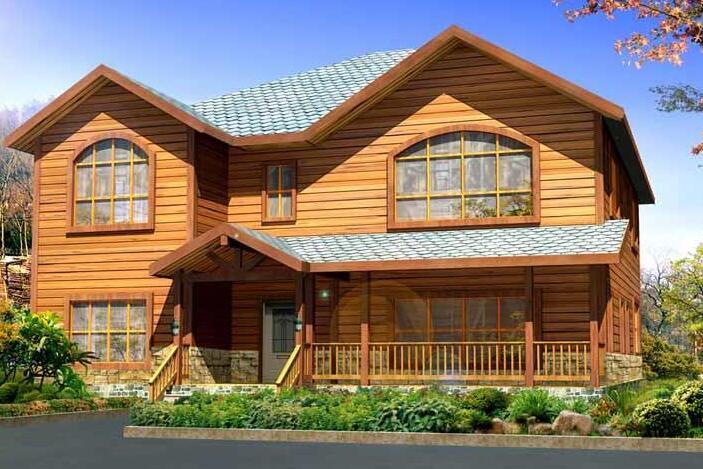 成都木结构建筑为何成为房屋趋势?