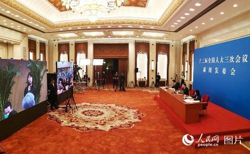 十三届全国人大三次会议5月22日上午9时开幕