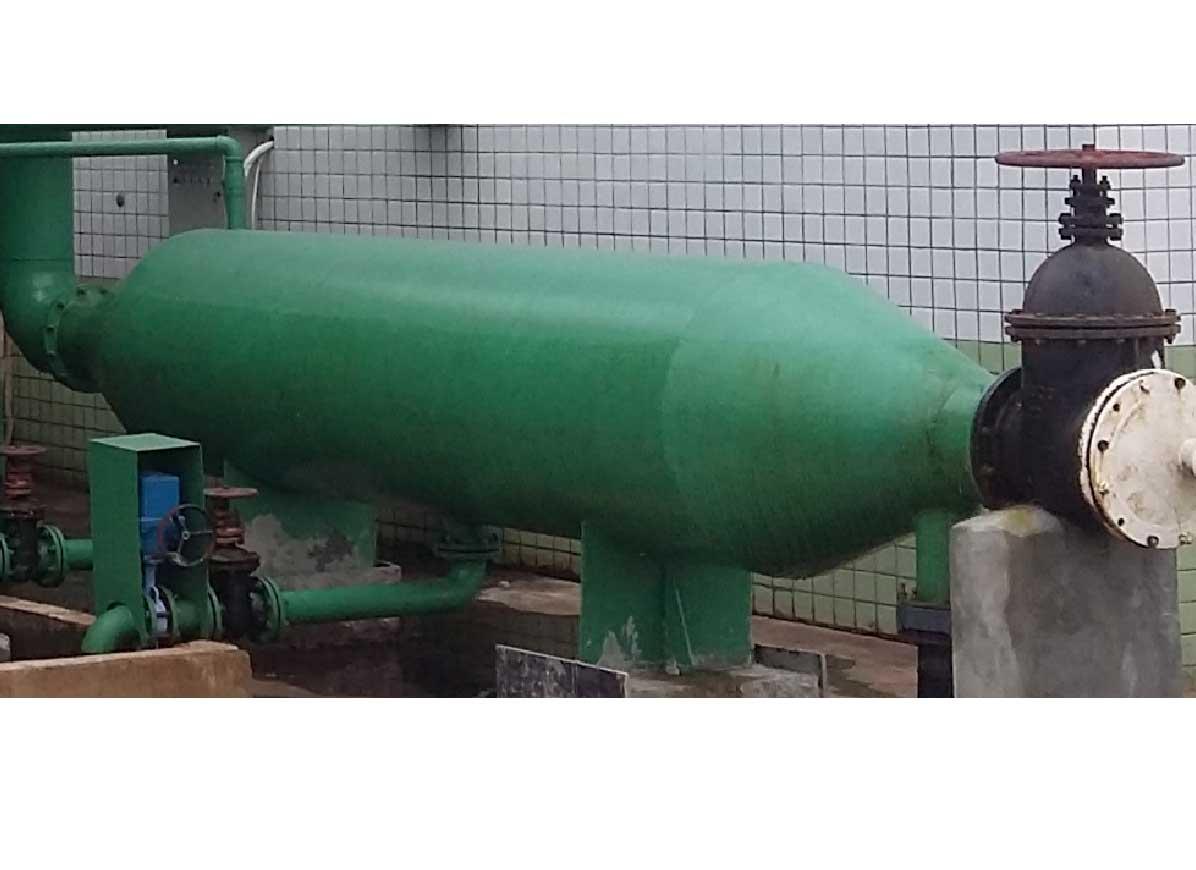 管式除砂器設備