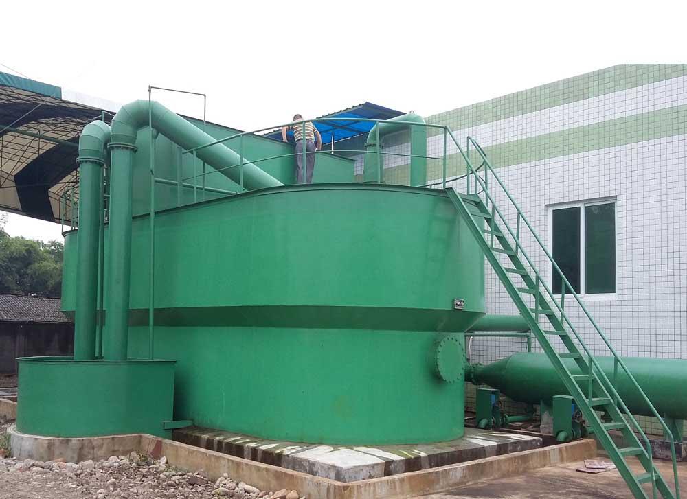 除鐵除錳凈水器設備