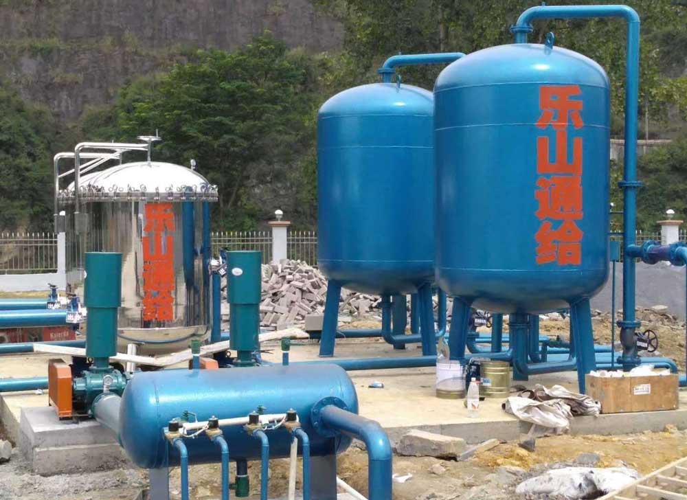 壓力濾器設備