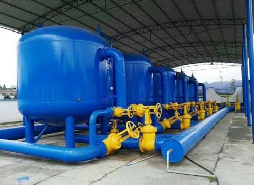 四川水處理設備-壓力濾器