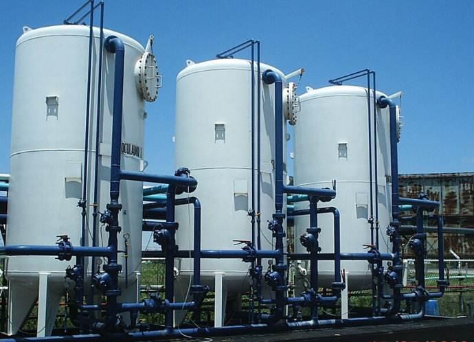 四川水处理设备