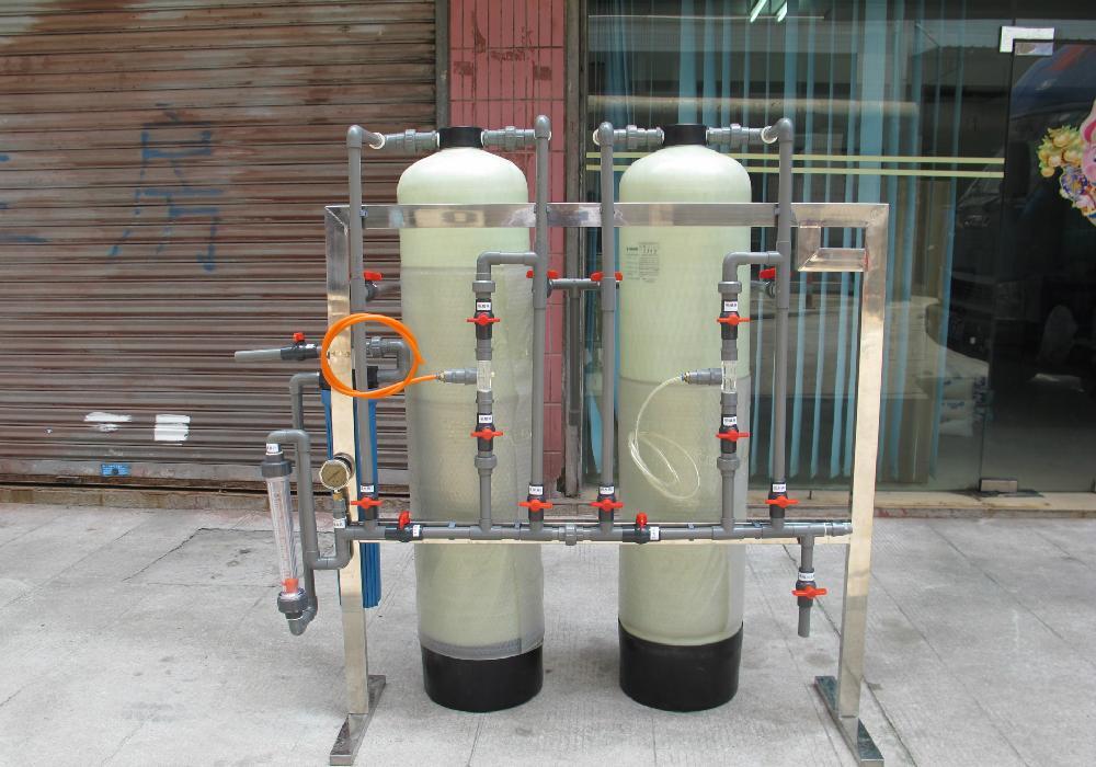 你知道水处理设备的设备分类有哪些