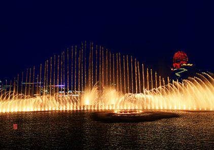 四川程控喷泉工程