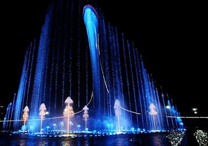 四川喷泉雕塑设计