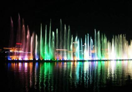 四川漂浮式喷泉公司