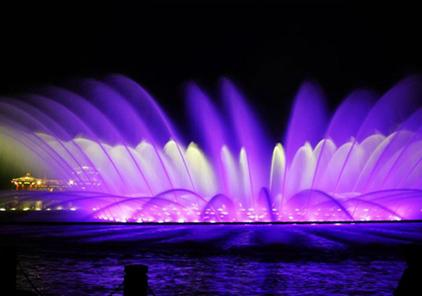 四川音乐喷泉工程