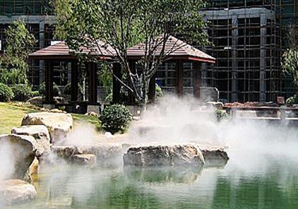 四川雾喷造景