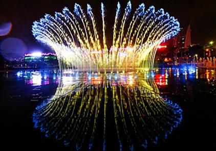 四川程控喷泉公司