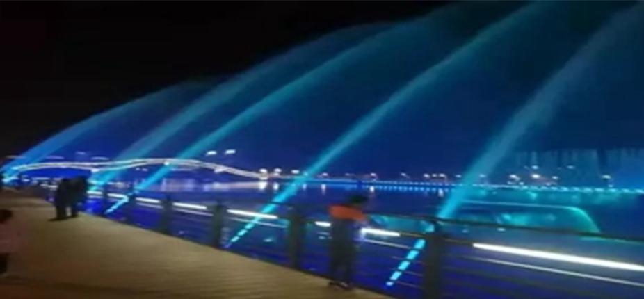 米易县音乐喷泉
