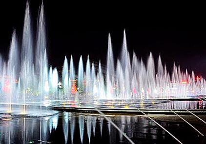 四川广场喷泉价格