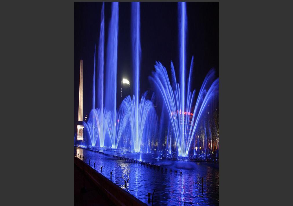 想要四川音乐喷泉吸引目光,设计时记住这三点