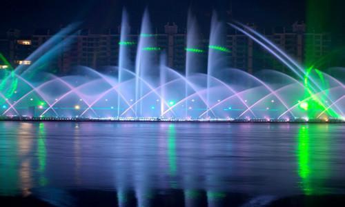 四川音乐喷泉怎么样