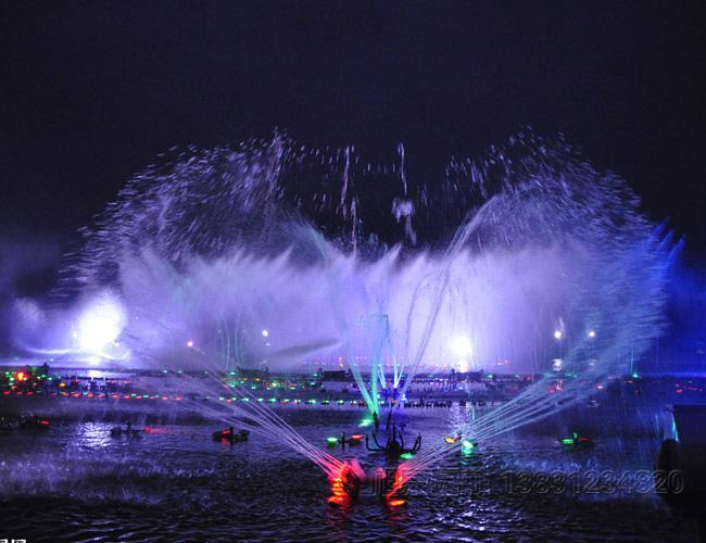 四川音乐喷泉价格