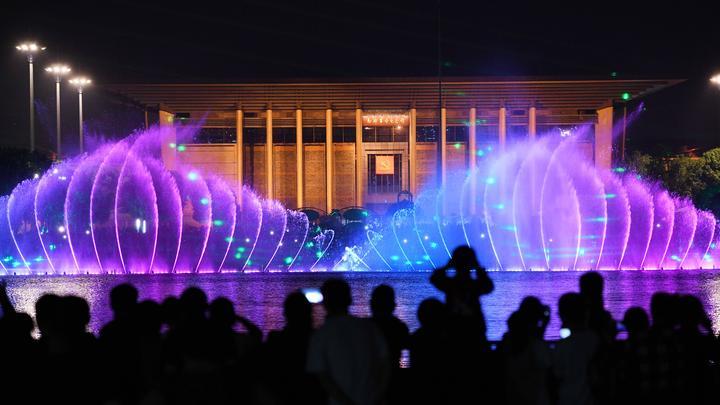 四川音乐喷泉是如何给水的呢,小编带你一探究竟