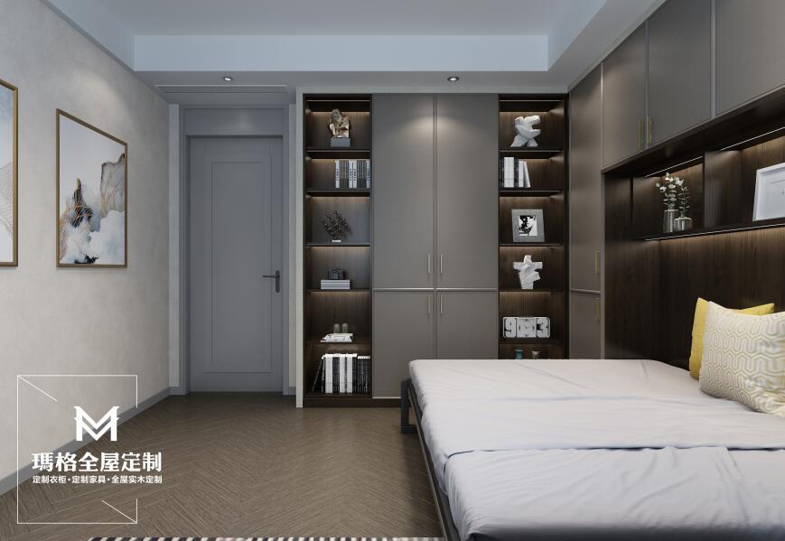 簡陽臥室家具定制