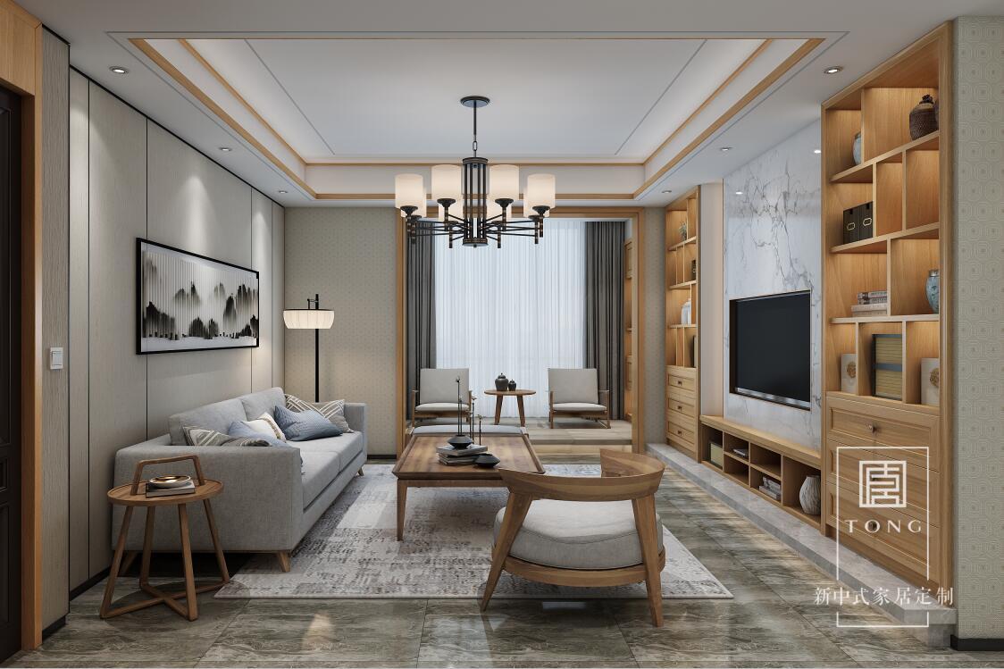 成都客廳家具定制設計