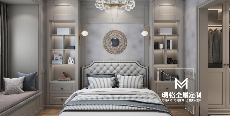 成都臥室家具定制案例展示