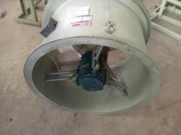 大家知道四川防腐轴流风机的安装方法吗